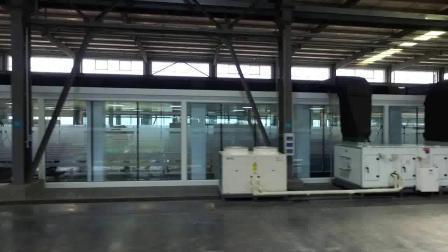 Landvac New Design Низкое U-значение Закаленное Вакуумное Изоляционное Стекло для Солнечной Энергии Дома