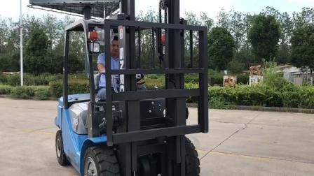 フォークリフトディーゼル中国フォークリフト工場 Fd30 吊り上げ装置