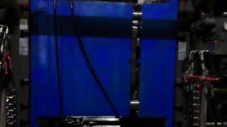 Macchina di fabbricazione Bumper dello stampaggio ad iniezione dell'automobile