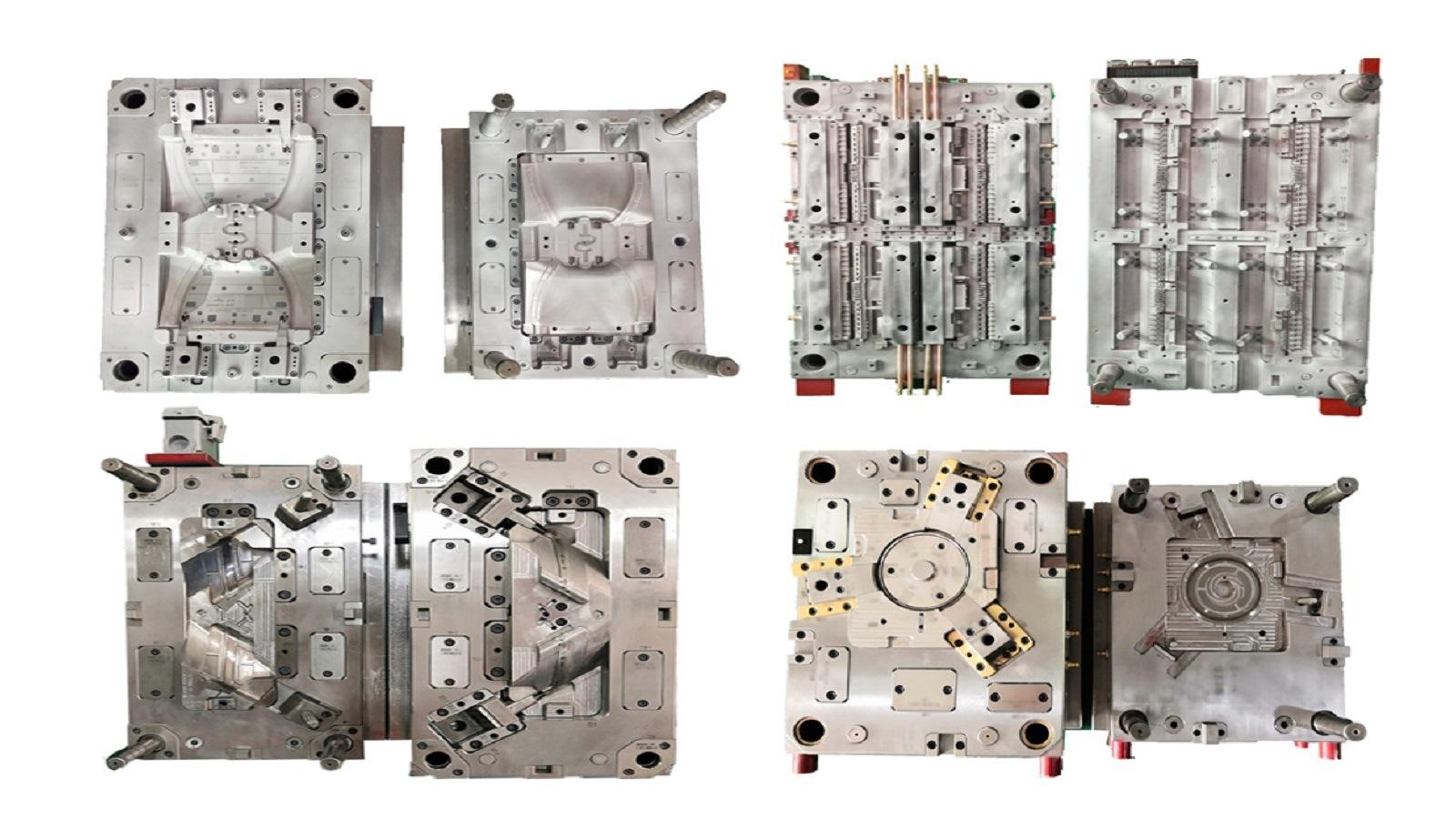 Aparelho elétrico produtos electrónicos digitais Elétrico Partes injetoras de plástico do molde do molde
