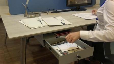 Элегантный дизайн Premium Craftmanship экономически эффективной коммерческой административной канцелярии Администратора