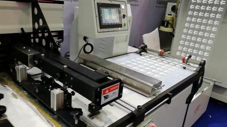 آلة الطباعة على شاشة الحرير من اللفة التلقائية للوحة الأسماء، دائرة FPC، وحدة IMD، مقلية، ملصق نقل الحرارة