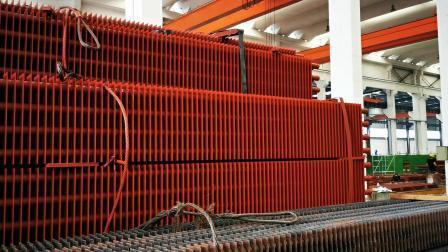 H или чч дважды H 20g 16mo3 P265gh ребро трубки для подачи питания станции бойлер или потери тепла электрические печи