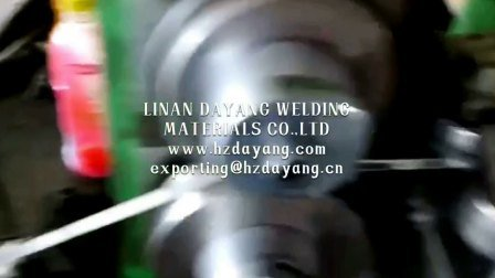 Hardfacing сварки металлическим плавящимся электродом в провод