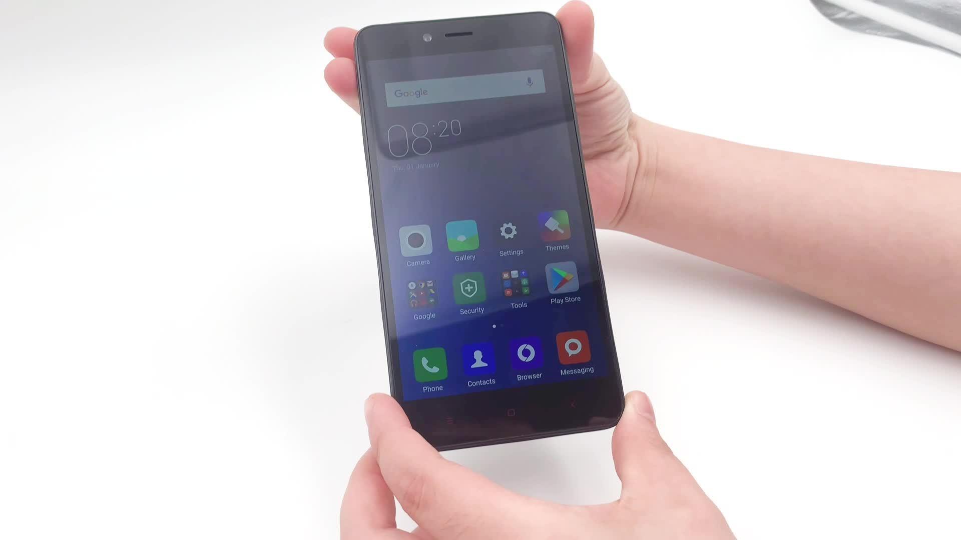 5.5 pollici usato poco costoso Vendite sbloccato cellulari Acquista Bulk 3G 4G LTE fotocamera 8m+13MP telefoni cellulari utilizzati per Xiaomi Redmi Nota 2