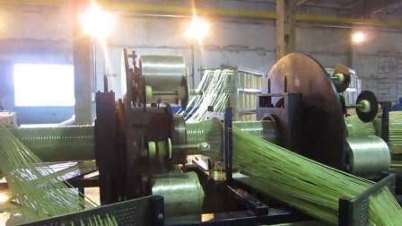 Tuyaux en fibre de verre Pullwinding Prodcution Machine