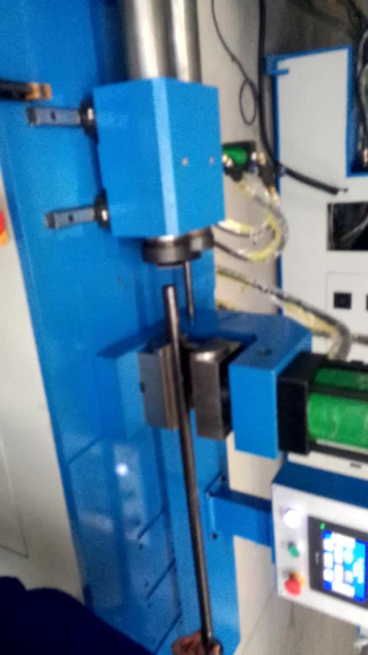 Macchina per la formazione automatica di estremità del tubo con posizione di lavoro multipla (BY-30-129B)