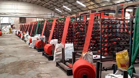 中国工場用 UV 処理済みのドロースティング 10kg 25kg 薪植物野菜 オニオンポテトフルーツパッケージング PP チューブラネットメッシュバッグ