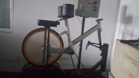 """""""دراجة مشتركة عامة لـ 26"""" لنظام تأجير المدينة مع محطة إرساء"""