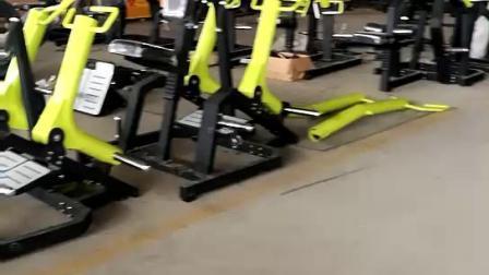 Cuerpo comercial popular equipo de construcción de 45 grados de bíceps curl