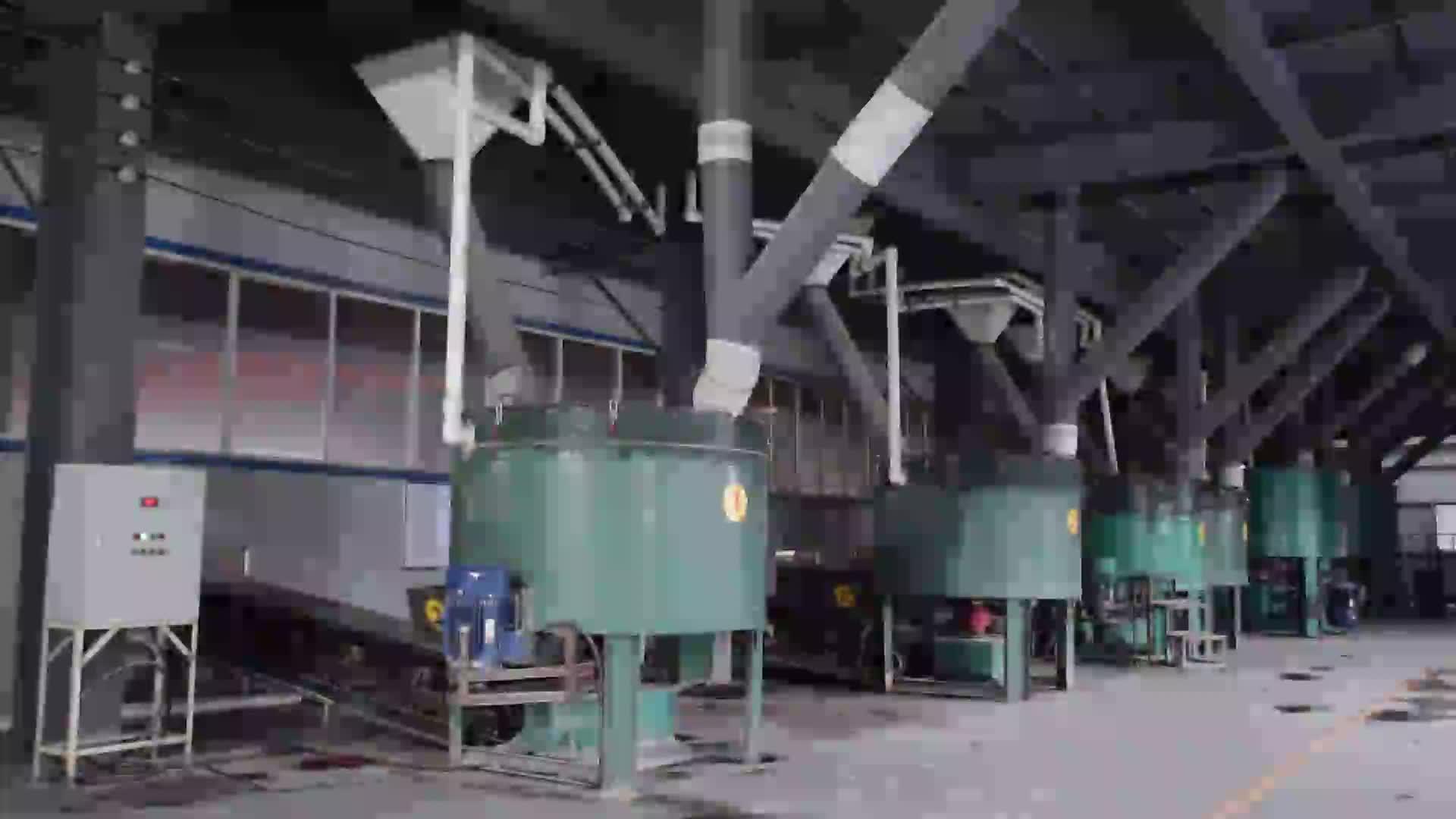 Anclaje de alta alúmina refractarios ladrillos refractarios para calentar el horno