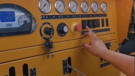 رافعة شوكية كهربائية موفرة للطاقة Anbit PT100p