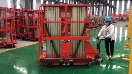 CE ISO SGS 油圧アルミニウム合金リフト装置機械用 販売
