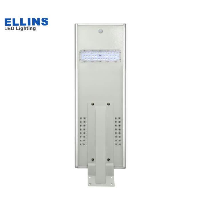 Sensore esterno 20W 30W 40W 50W 60W 80W 100W 120W tutto di illuminazione in un indicatore luminoso di via solare del giardino del LED