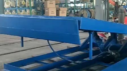 CE 認定の固定式油圧ドックレベラー。コンテナ倉庫油圧に使用されます ドックレベラー