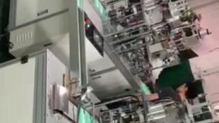 Automatische oorhaakje voor het maken van machines