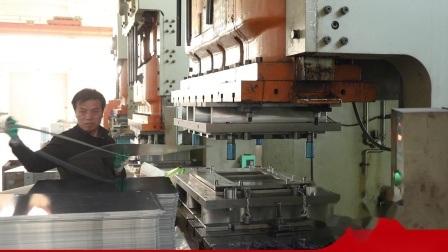 OEM van China de Machine perforeerde het Metaal van het Blad van het Roestvrij staal van de Douane (het koper van het aluminiummessing het stempelen van de de persvervaardiging van de productverwerking het buigende deel)