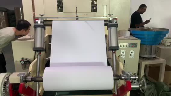 La pâte de bois jumbo Rouleau de papier thermique 48/55GSM de taille personnalisée