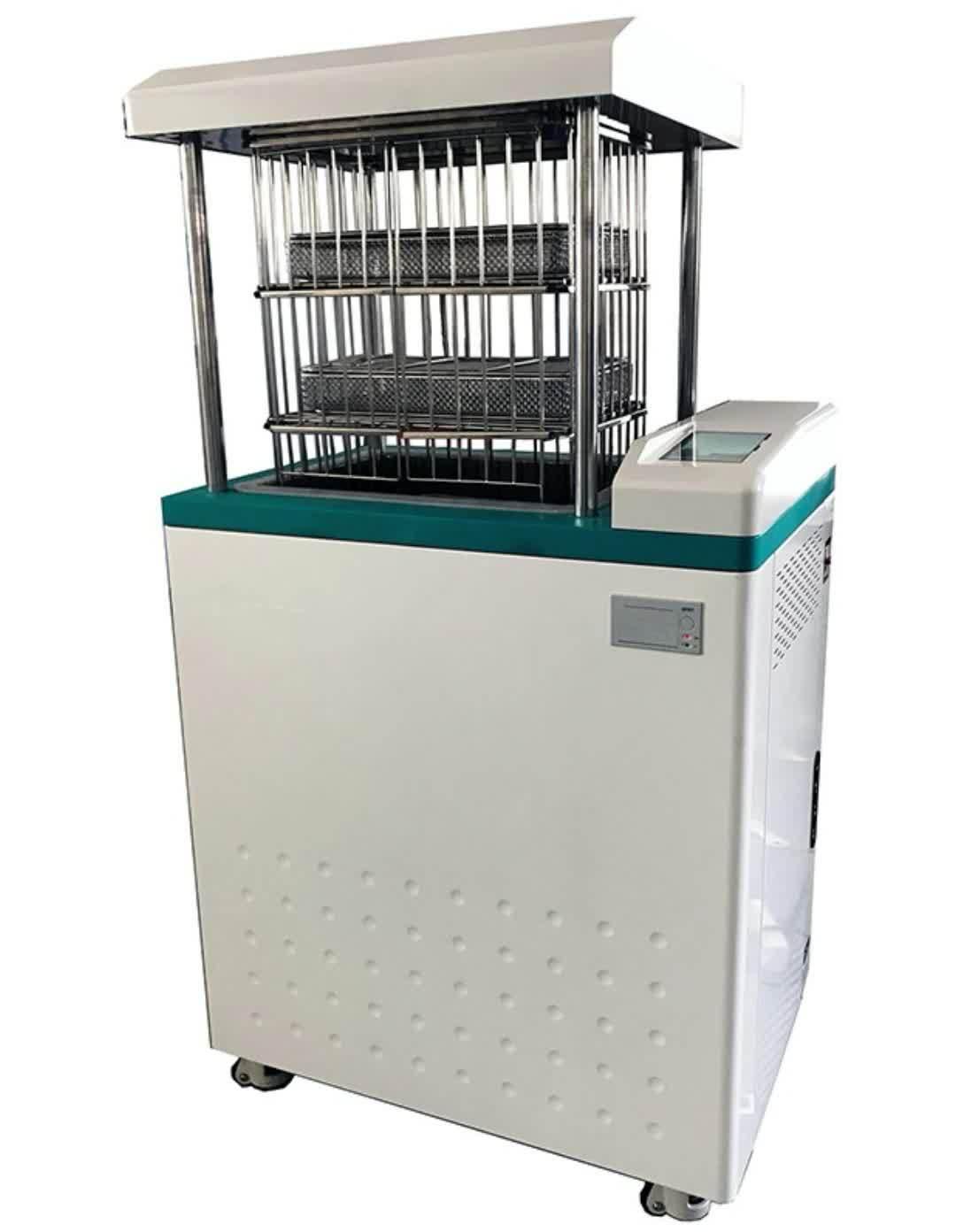 La presión vertical automática Máquina de esterilización en autoclave de vapor