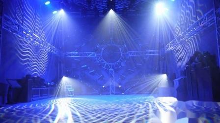 350W 3in1 Beam Spot Moving Head Stage Light für DJ Licht