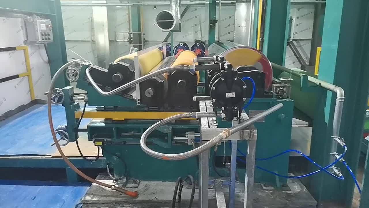 Цвет покрытия производственной линии для цветной печати бумага с покрытием стальные катушки зажигания