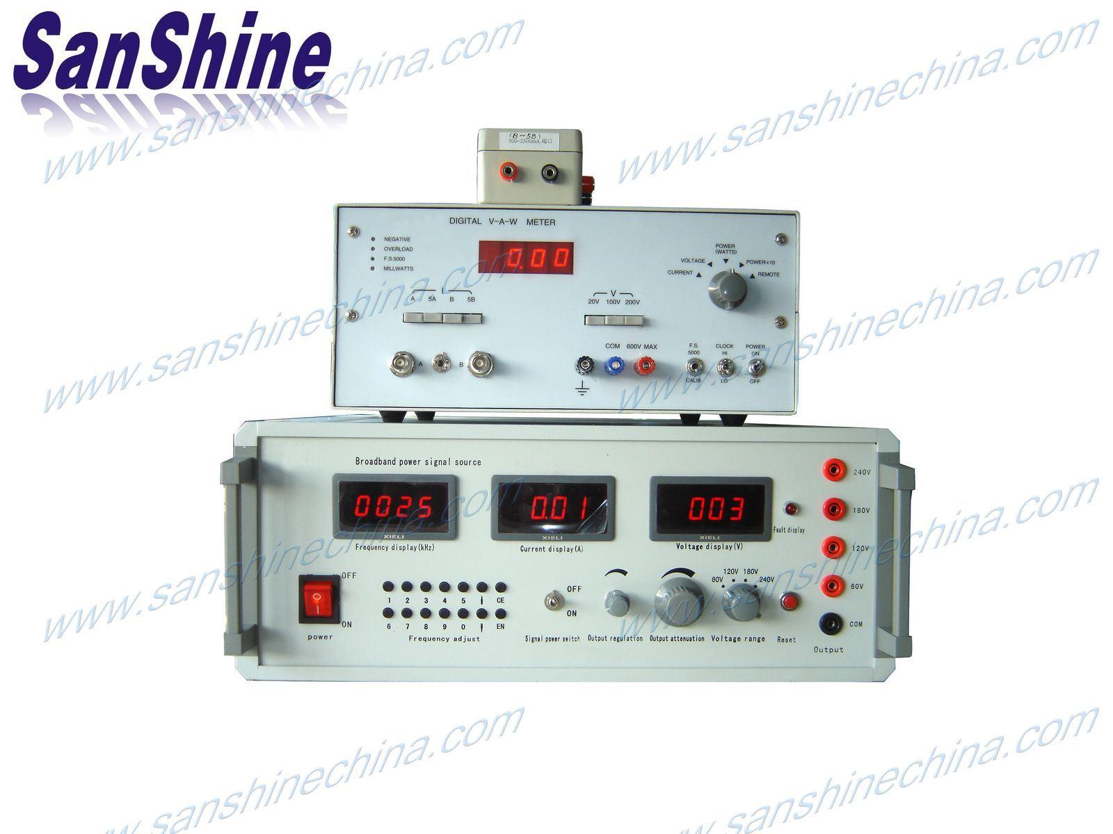 Leistungstester für weiche Magnetismus-Kerne (SS-SML01)