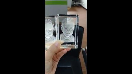 Crystal Laser 3D Crystal Gift Laser Graveren machine