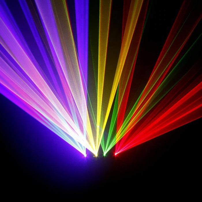 Tastatur Eingabe Multi-Pattern Text Laser LED Pattern Licht