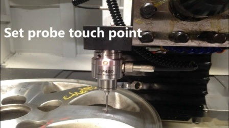 Sonda/sonda di riparazione della ruota/sonda del tornio/Tp400