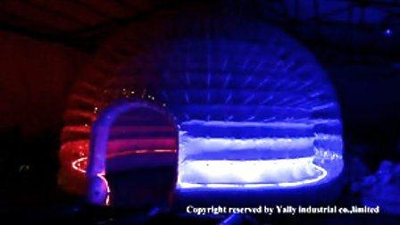 膨張式 Luna Dome Party Tent
