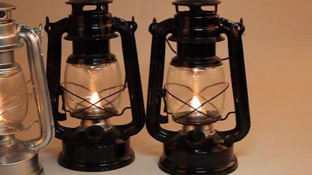 Venda por grosso Flameless 3 pilha AA levou o Natal Brooklyn Lanterna antigo para decoração sazonal