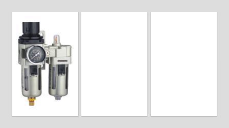 Serie Frl der Pneumission Qualitäts-Luft-Vorbereitungs-Geräten-AC1010-5010
