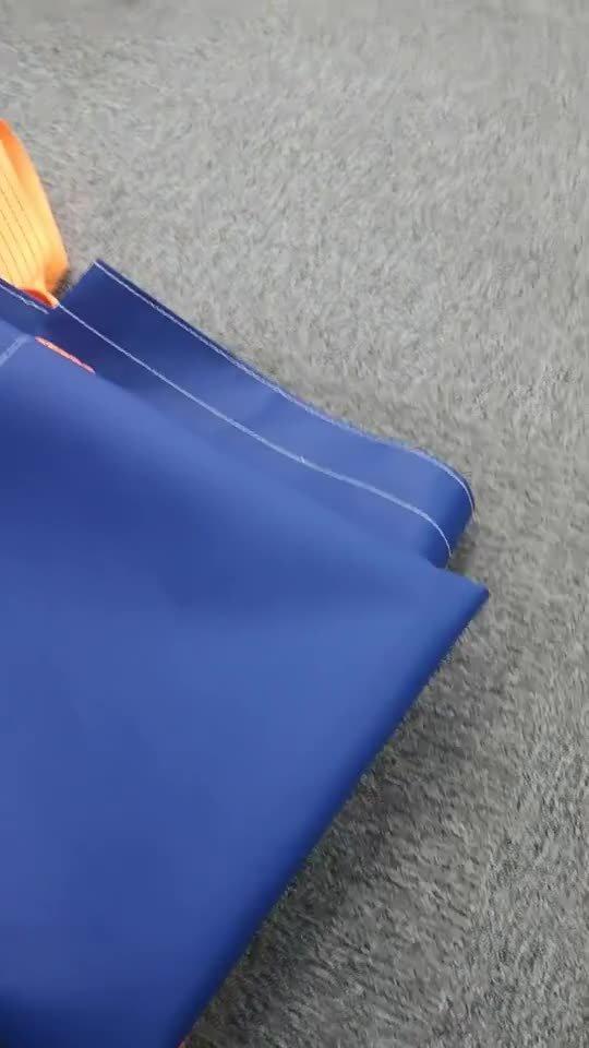 Fabrieksprijs Waterdicht Polyester stof PVC gecoat canvas