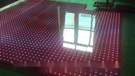 ステージ照明 20X20FT ピクセルワイヤレス LED タイル磁気デジタル ダンスフロア
