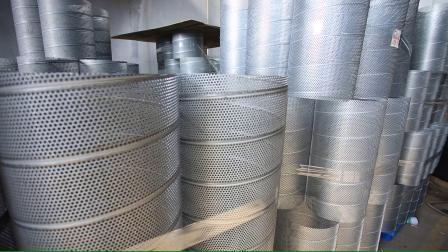 Lufteinlauf-Filtereinsatz für Gasturbine/Luftverdichter