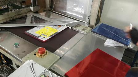 A4 de 150 micrones de PVC transparente cubierta de enlace