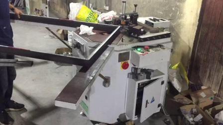JMD High Quality Window machine Aluminium Window Crimper met CE BV SGS