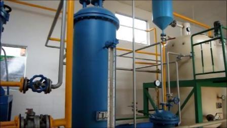 Растительное масло для приготовления пищи нефтеперерабатывающего завода машины с богатым опытом