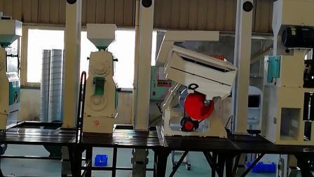 30T/D Ensemble complet de combiner usine de transformation du riz