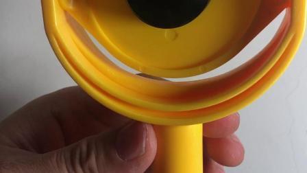 Staffe inclinabili con mini prisma rivestito in rame da 25,4 mm per totale Stazione M8