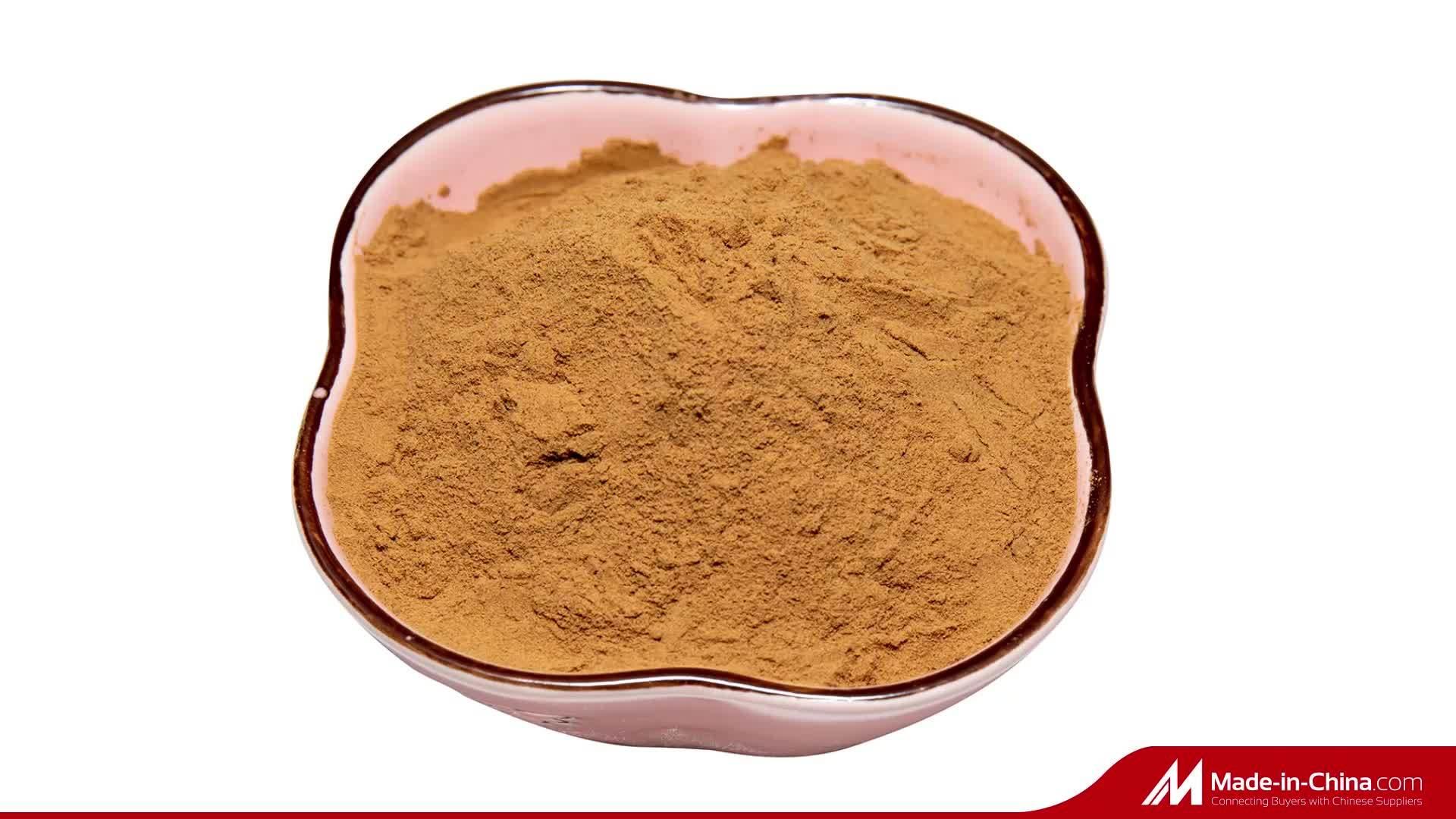 Matériel Anti-Tumor Chlorhydrate de topotécan CAS 119413-54-6 topotécan HCl