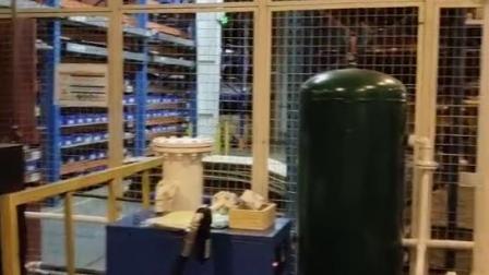 Laser 절단 또는 용접 장비를 위한 ISO9001/세륨을%s 가진 화학제품 그리고 기업을%s 에너지 절약 질소 가스 발전기 Psa 질소 발전기