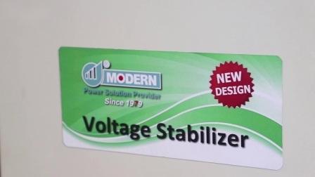 Regulador de voltaje automático (DBW-1kVA, 5kVA, de 10 kVA)