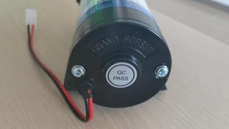 """RO-boosterpomp, 50 gpd met 1/4"""" snelkoppelingen"""