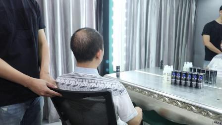 Fibras de tratamento de cabelo para serviço de OEM com espessamento de cabelos brancos de fibras