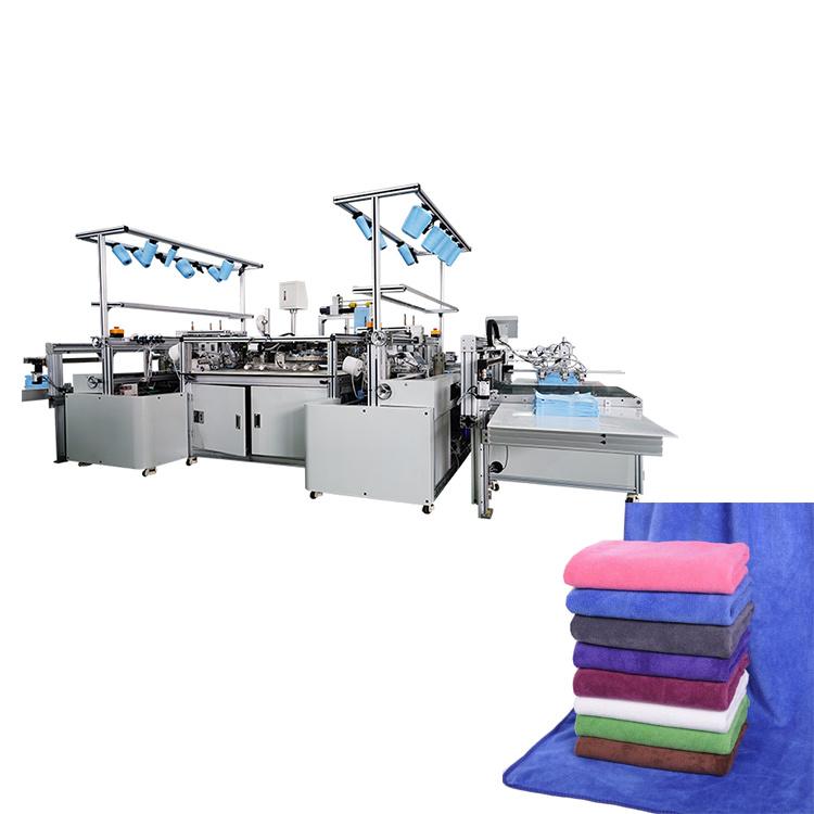 Niedriger Preis Sulzer Tuch-Maschinen-Tuch, welches die Maschinen vom Hotel-Tuch Maschine herstellend herstellt