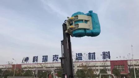 中国ディーゼルフォークリフト紙ロール型フォークリフト、日本いすゞとの併用 エンジン