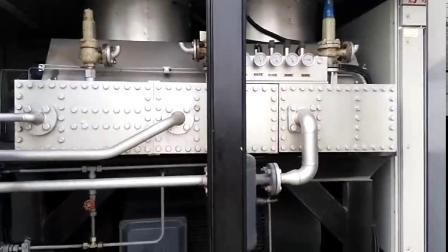 600nm3/H Installatie van de Generator van het Gas van de Stikstof van het Membraan van de Compressor van het Gas van de stikstof de Hulp