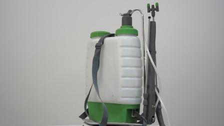 Mochila Mochila 16L/Manual Agrícola de la presión de la pulverizadora de flúor (SX-LC933)