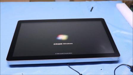 21,5-inch All-in-One PC-serie met aanraakscherm, meerdere formaten voor touchscreenschermen en uitgebreide I/O-uitbreiding om te voldoen aan industriële standaarden.